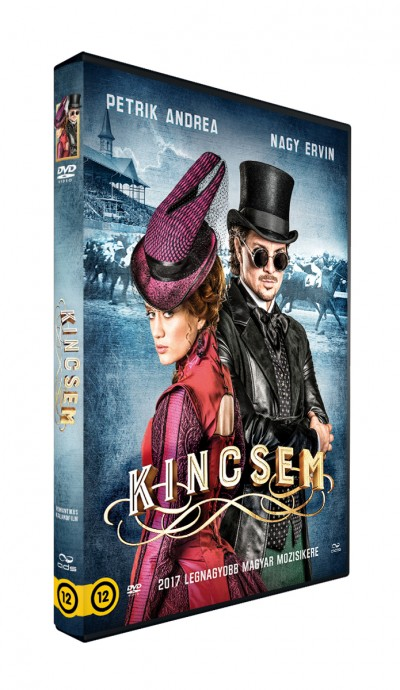 Herendi Gábor - Kincsem -  DVD