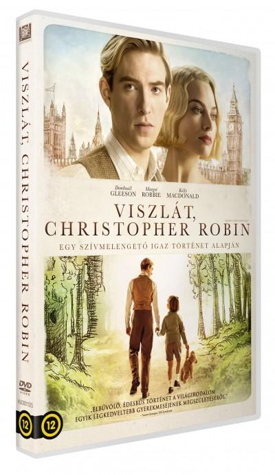 """Képtalálat a következőre: """"Viszlát, Christopher Robin! dvd"""""""