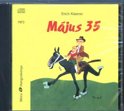Erich Kästner - Gálvölgyi János - Május 35 - Hangoskönyv - MP3