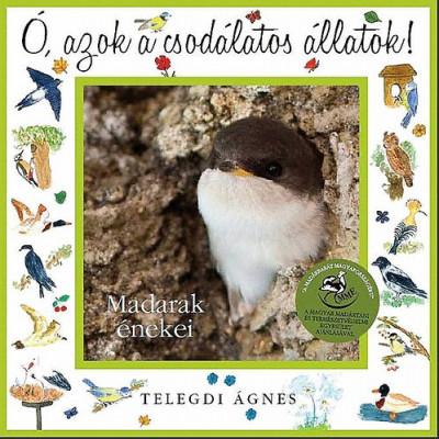 Telegdi Ágnes - Ó azok a csodálatos állatok - Madarak énekei