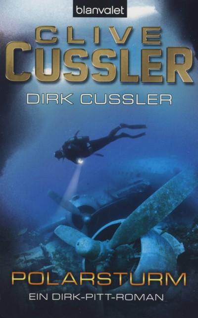 Clive Cussler - Polarsturm
