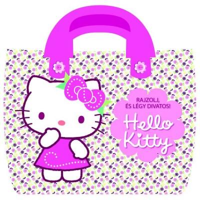 - Hello Kitty - Rajzolj és légy divatos!