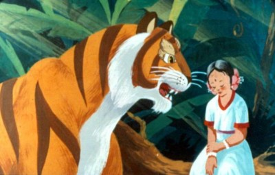 Ják Sándor  (Szerk.) - A dzsungel meséje - Diaflim