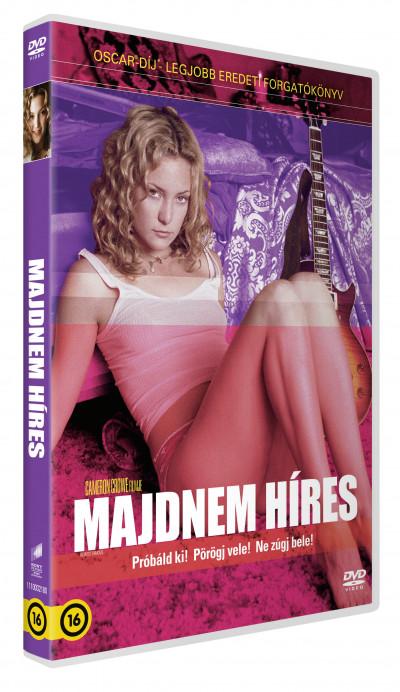 Cameron Crowe - Majdnem híres - DVD
