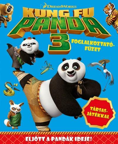 - Kung Fu Panda - 3. foglalkoztatófüzet