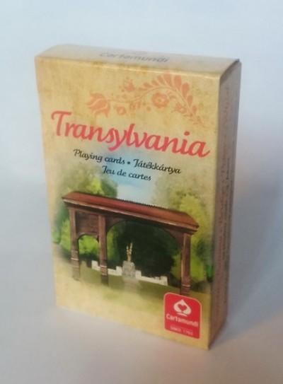 - Transylvania - Erdély kártya