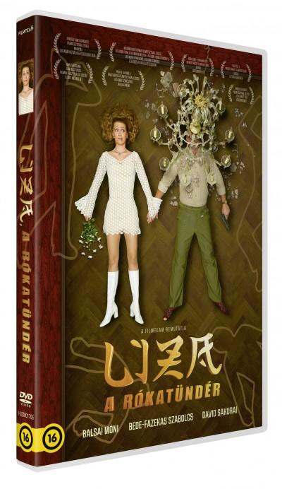 Ujj Mészáros Károly - Liza, a rókatündér - DVD