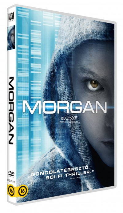 Luke Scott - Morgan - DVD