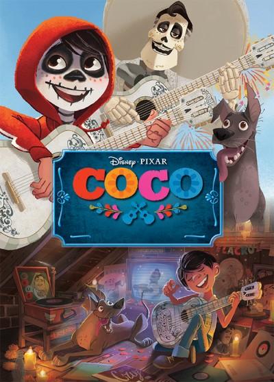 - Coco - Filmkönyv