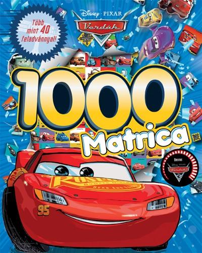 - Verdák 3. - 1000 matrica