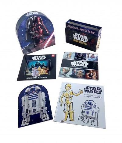 - Star Wars - Betűfalók könyvtára