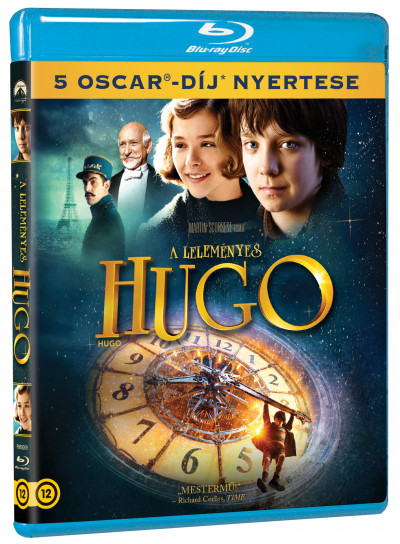 Martin Scorsese - A leleményes Hugo - Blu-ray