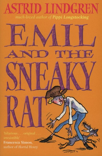 Astrid Lindgren - Emil and the Sneaky Rat