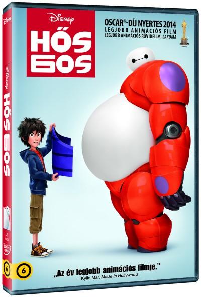 Don Hall - Hős6os - DVD