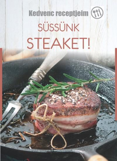 Korpádi Péter - Süssünk steaket!