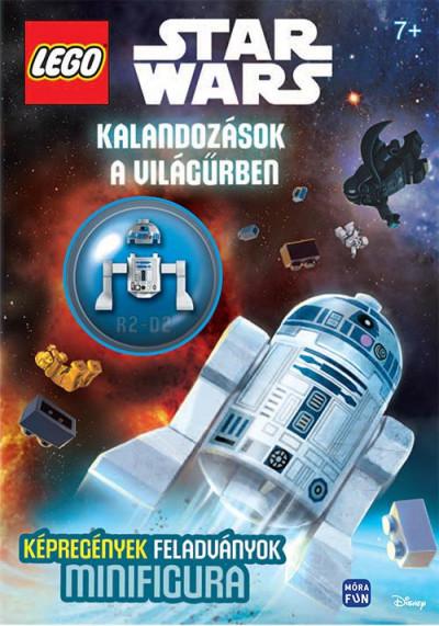 - Lego Star Wars - Kalandozások a világűrben - minifigurával
