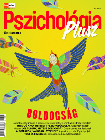 - HVG Extra - Pszichológia Plusz 2020/1.