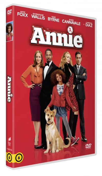 Will Gluck - Annie (2014) - DVD