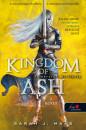 Sarah J. Maas - Kingdom of Ash - Felperzselt királyság (Üvegtrón 7.) - 2. kötet - puha kötés