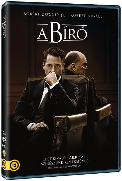 David Dobkin - A bíró - DVD
