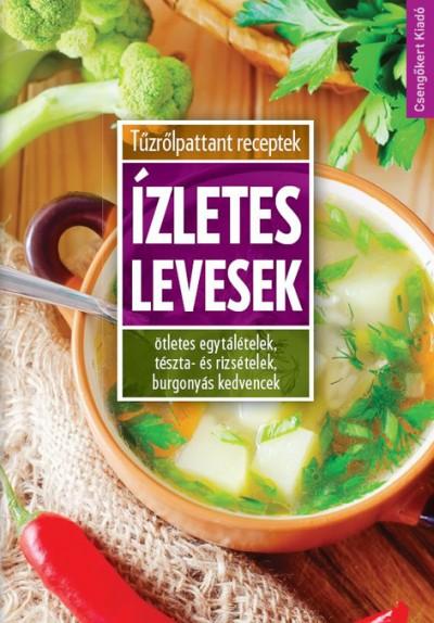 Toró Elza  (Szerk.) - Ízletes levesek