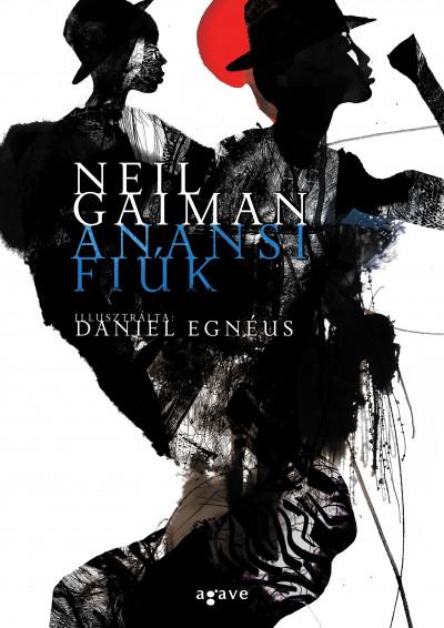 Neil Gaiman - Anansi fiúk