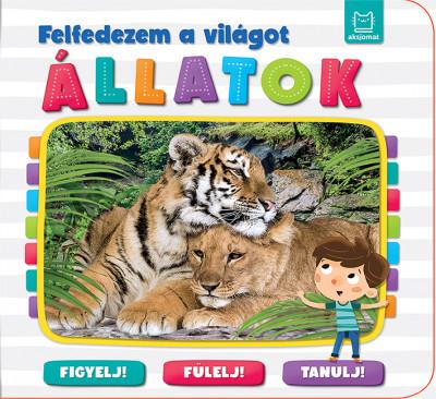 Anna Podgórska - Felfedezem a világot - Állatok