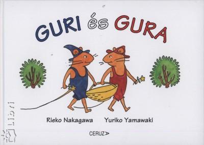 Rieko Nakagawa - Guri és Gura