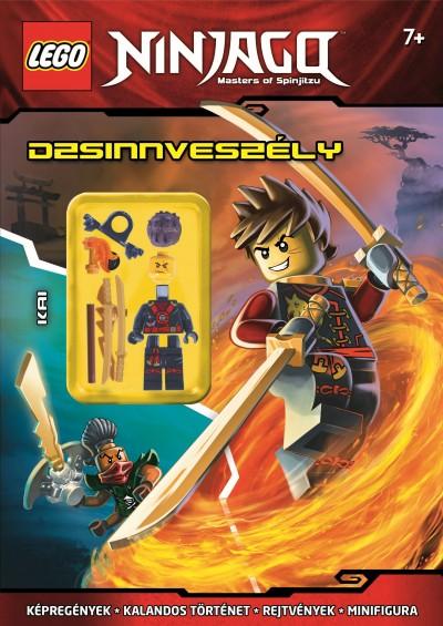 - LEGO Ninjago / Dzsinnveszély - ajándék minifigurával