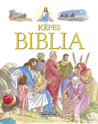 - Képes Biblia