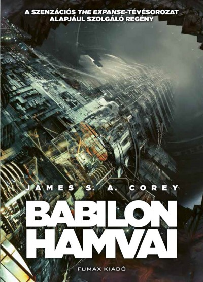 Corey James S. A. - Babilon hamvai