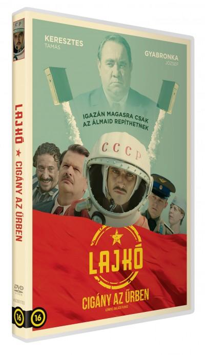 Lengyel Balázs - Lajkó - Cigány az űrben - DVD