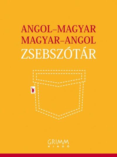 P. Márkus Katalin  (Szerk.) - Angol-magyar, Magyar-angol zsebszótár