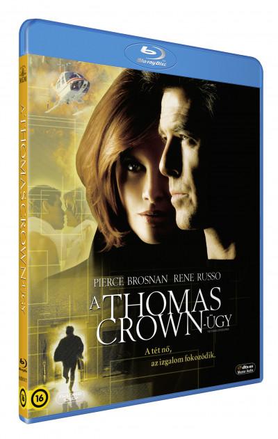 John Mctiernan - A Thomas Crown-ügy - Blu-ray
