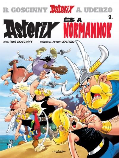 René Goscinny - Albert Uderzo - Asterix 9. - Asterix és a Normannok