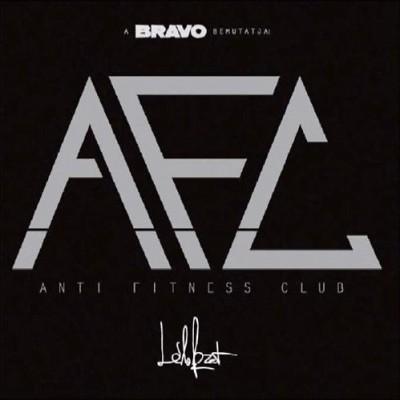 Anti Fitness Club - LéleKzet - CD