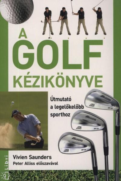Vivien Saunders - A golf kézikönyve