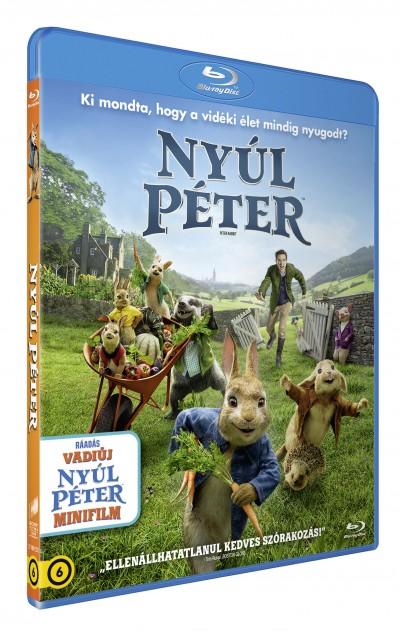 Will Gluck - Nyúl Péter - Blu-ray
