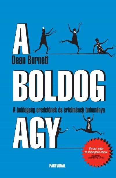 Dean Burnett - A boldog agy