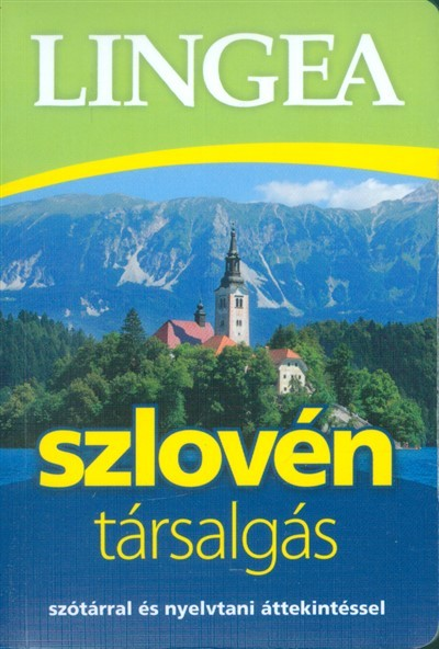 - Lingea szlovén társalgás