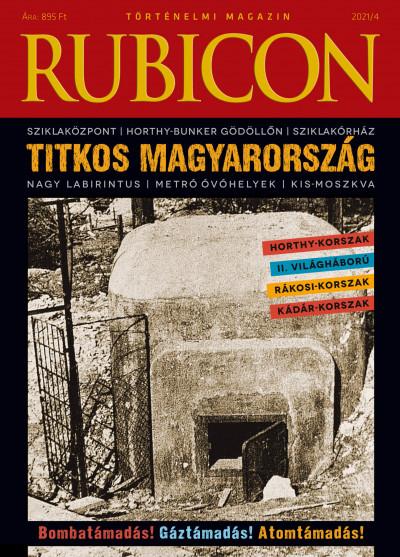 - Rubicon - Titkos Magyarország - 2021/4.
