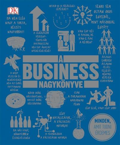 Sam Atkinson  (Szerk.) - A business nagykönyve
