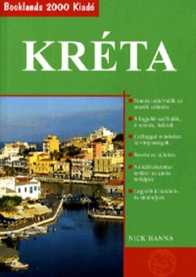 Nick Hanna - Kréta - Útikönyv