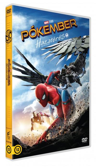 Jon Watts - Pókember - Hazatérés - DVD
