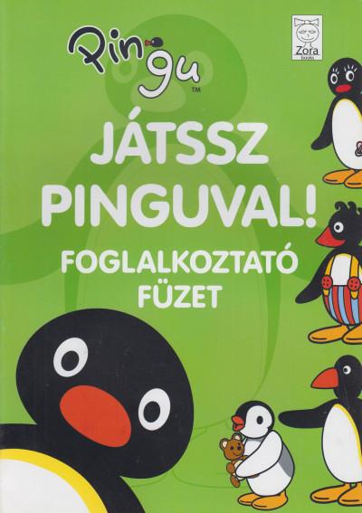 - Játssz Pinguval! - Foglalkoztató füzet