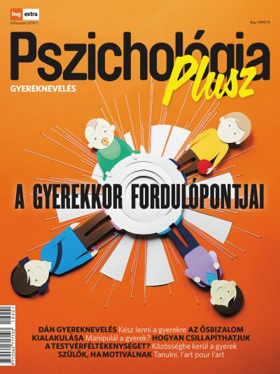 - HVG Extra Magazin - Pszichológia Plusz 2019/1.