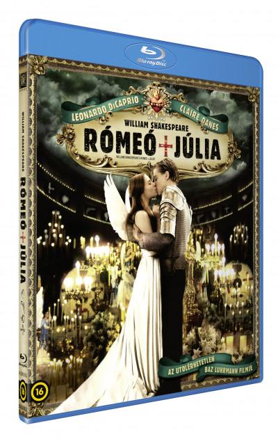 Baz Luhrmann - Rómeó + Júlia - Blu-ray