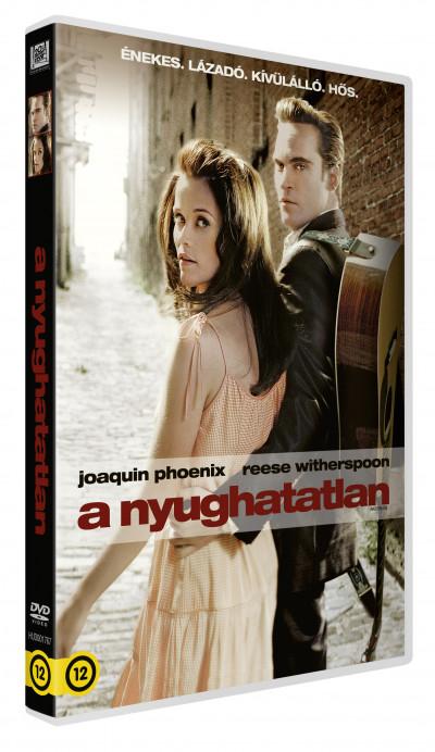 James Mangold - A nyughatatlan - DVD
