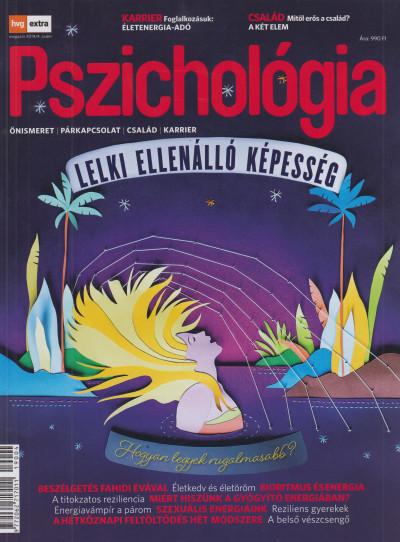 - HVG Extra Magazin - Pszichológia 2019/4.