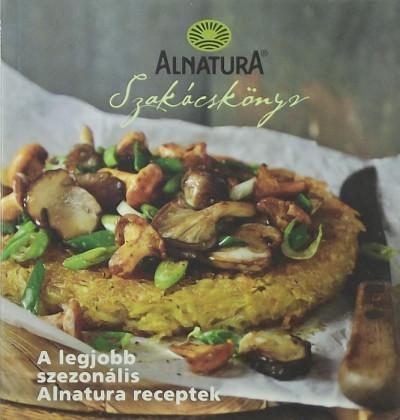 - Alnatura szakácskönyv